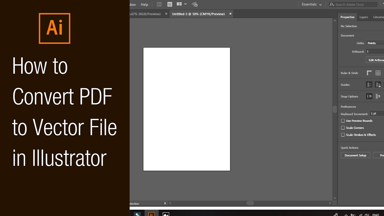 Convert Pdf To Vector File Format