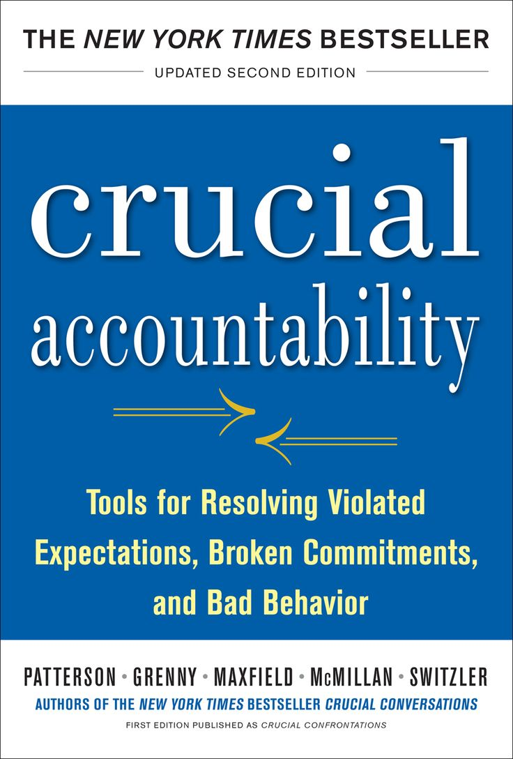 Crucial Accountability Pdf Download