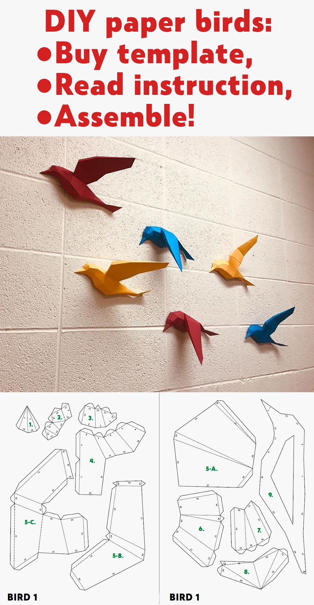 Cut Out Free Papercraft Templates Pdf