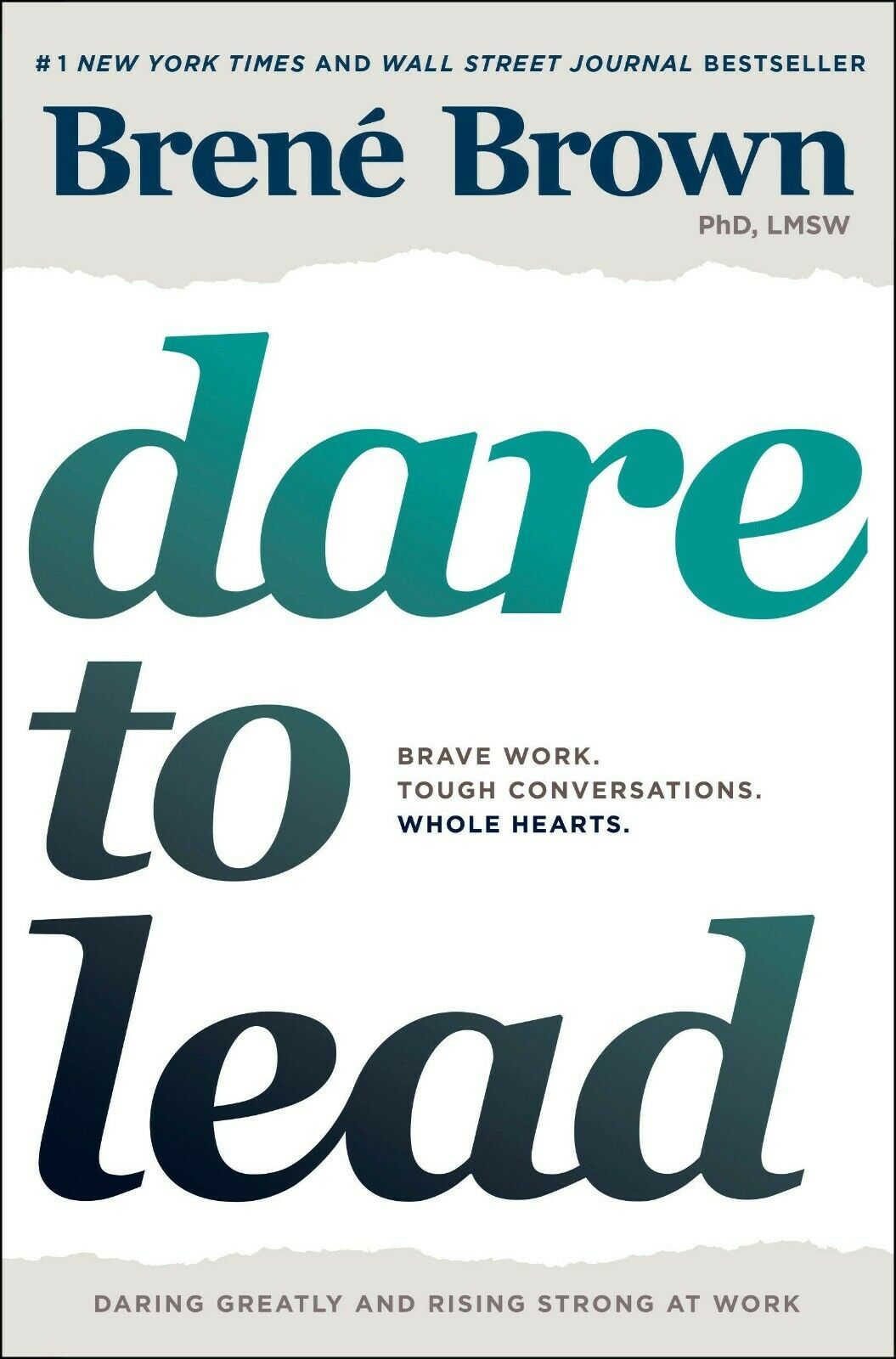 Dare To Lead Brene Brown Pdf