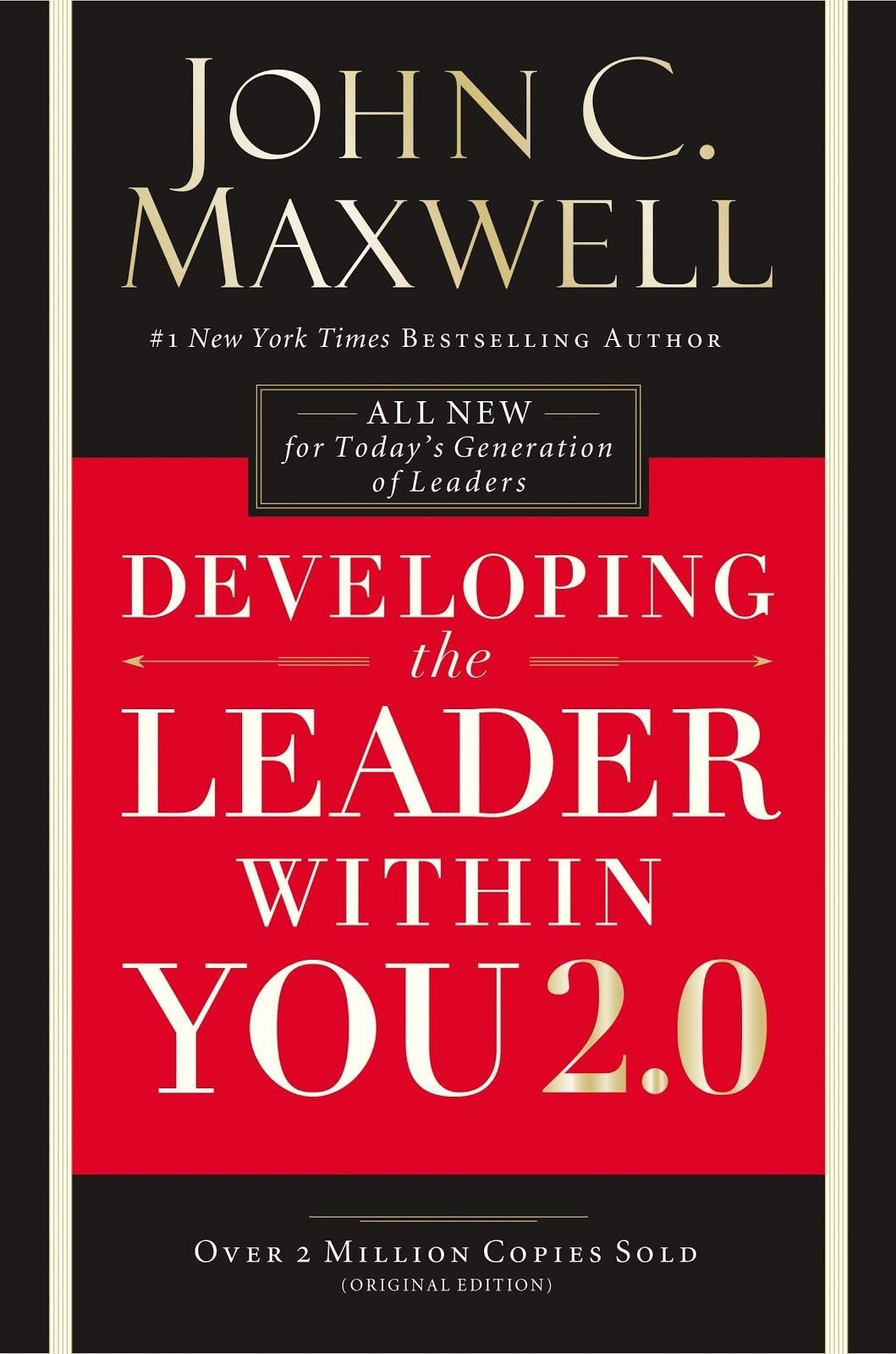 Developing The Leader Within You Pdf Free