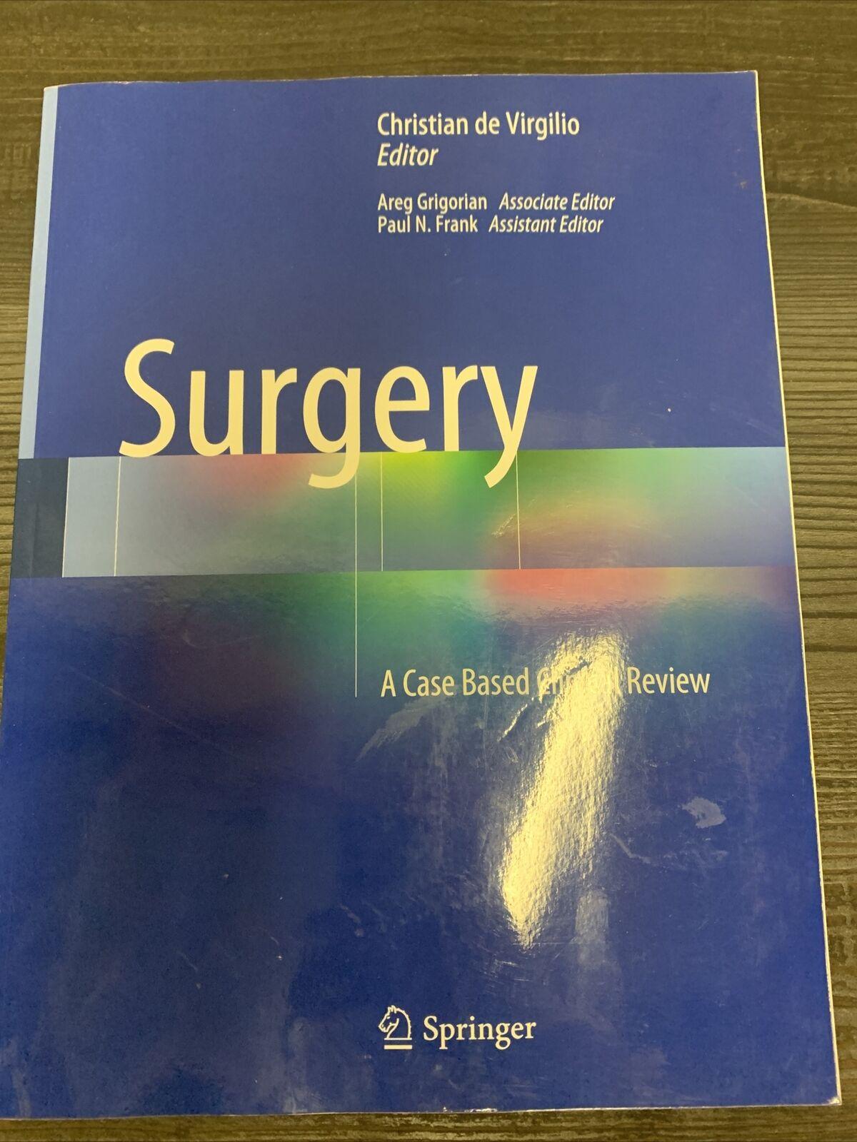 Devirgilio Surgery Pdf Online