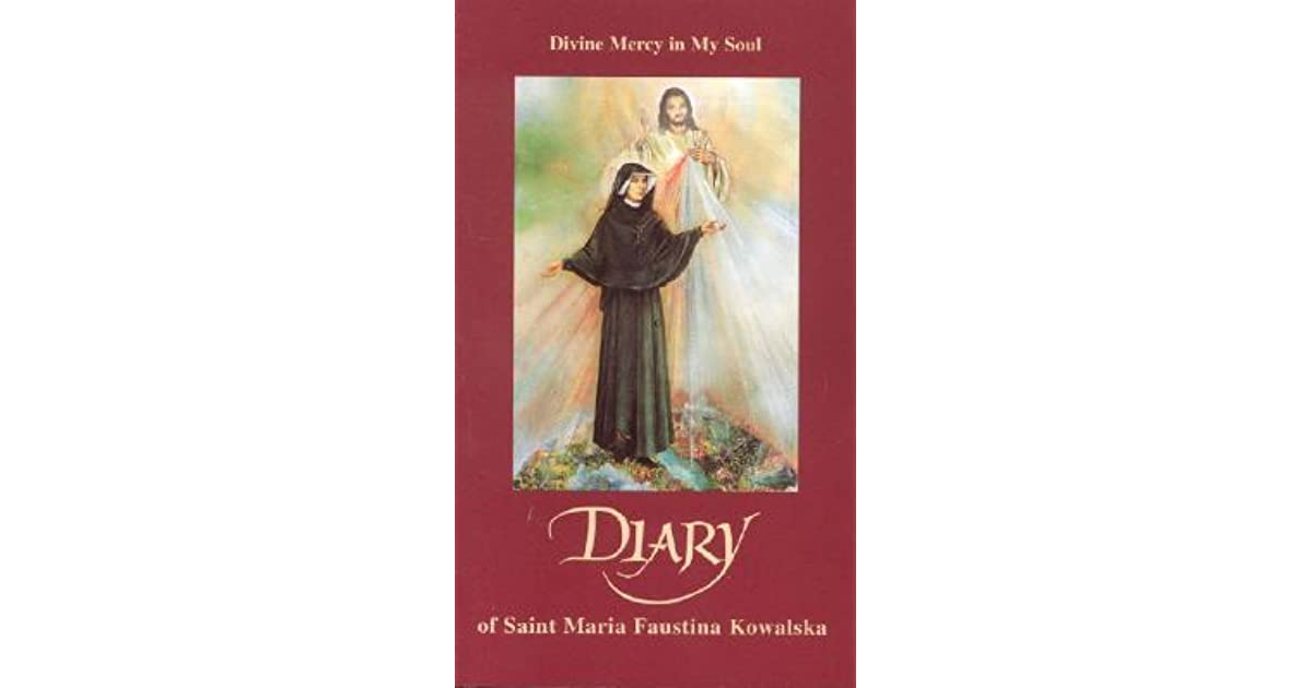 Diary Of St Faustina Pdf Free