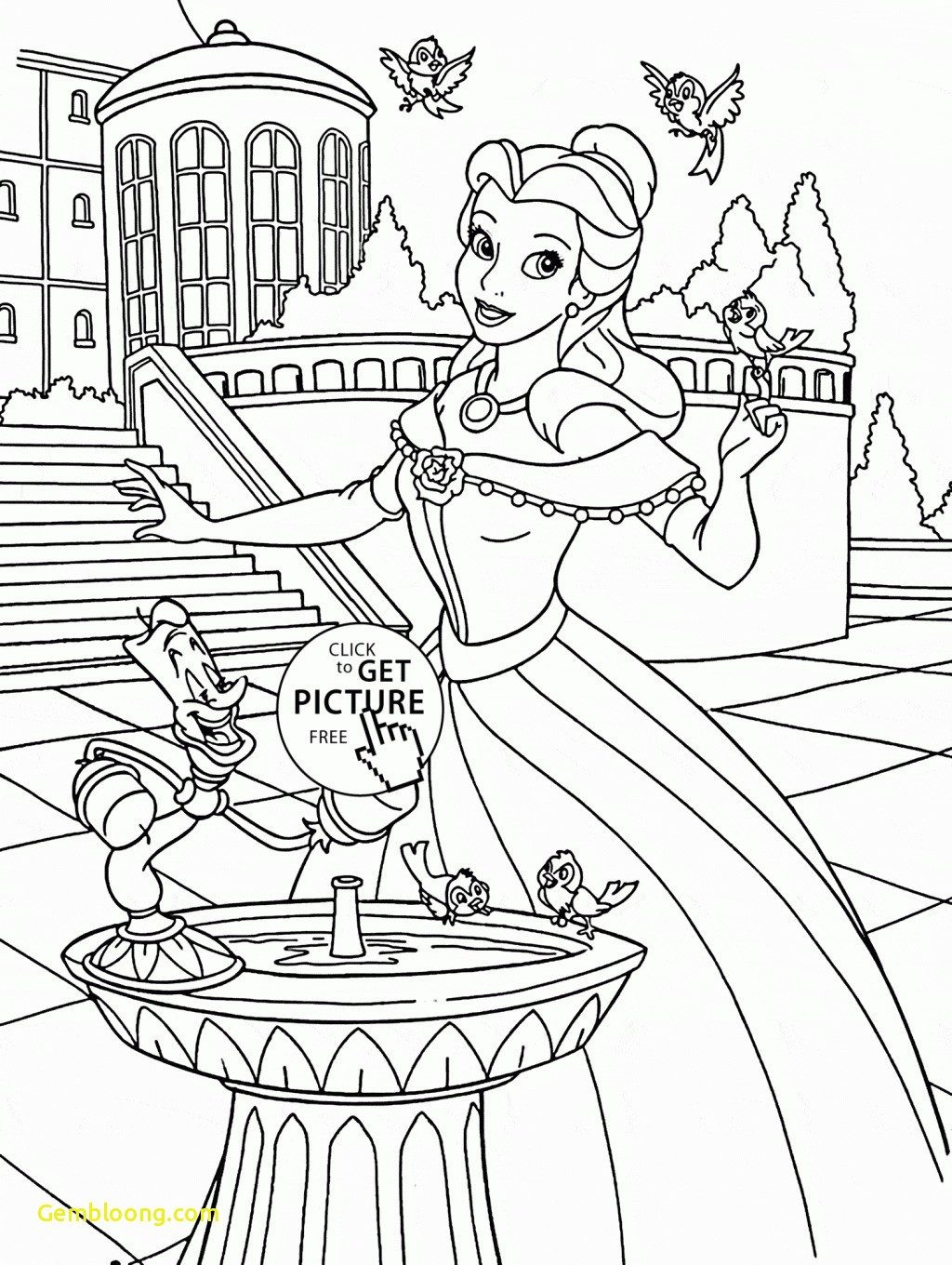 Disney Coloring Book Pdf