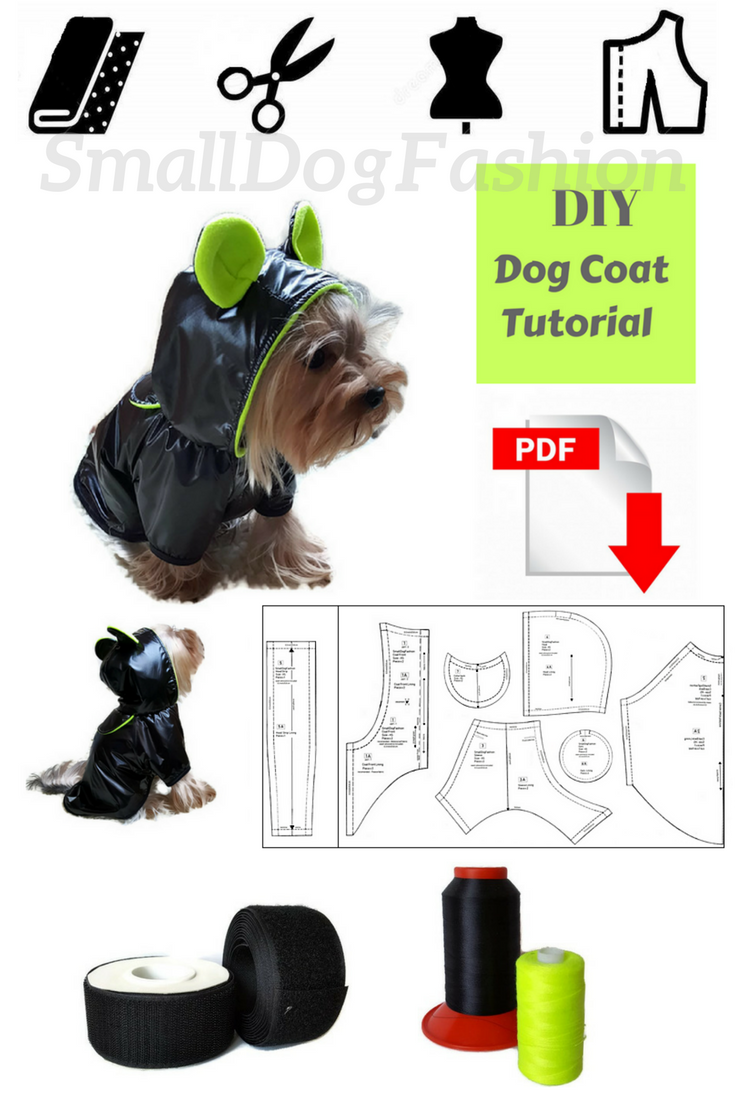 Dog Coat Pattern Pdf
