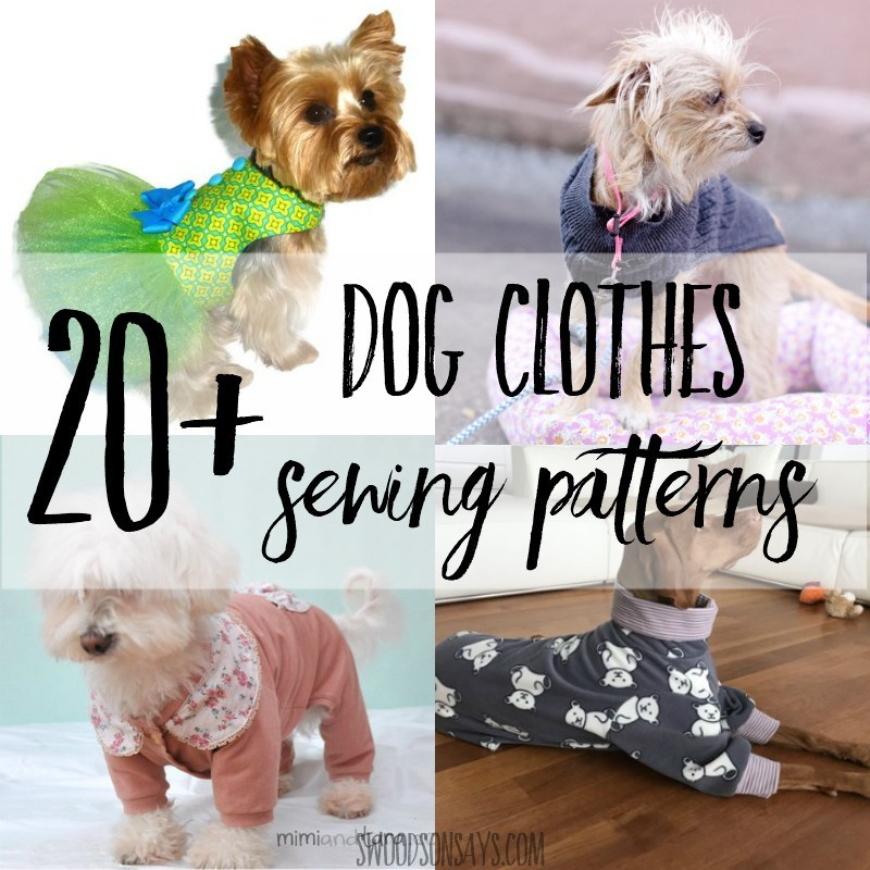 Downloadable Dog Coat Pattern Pdf
