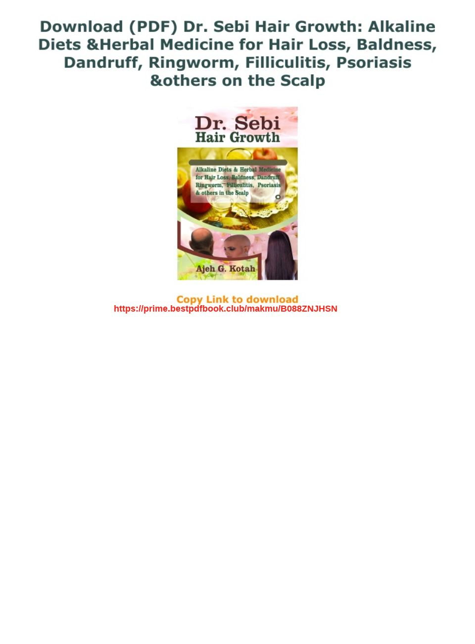 Dr Sebi Alkaline Herbal Medicine Pdf