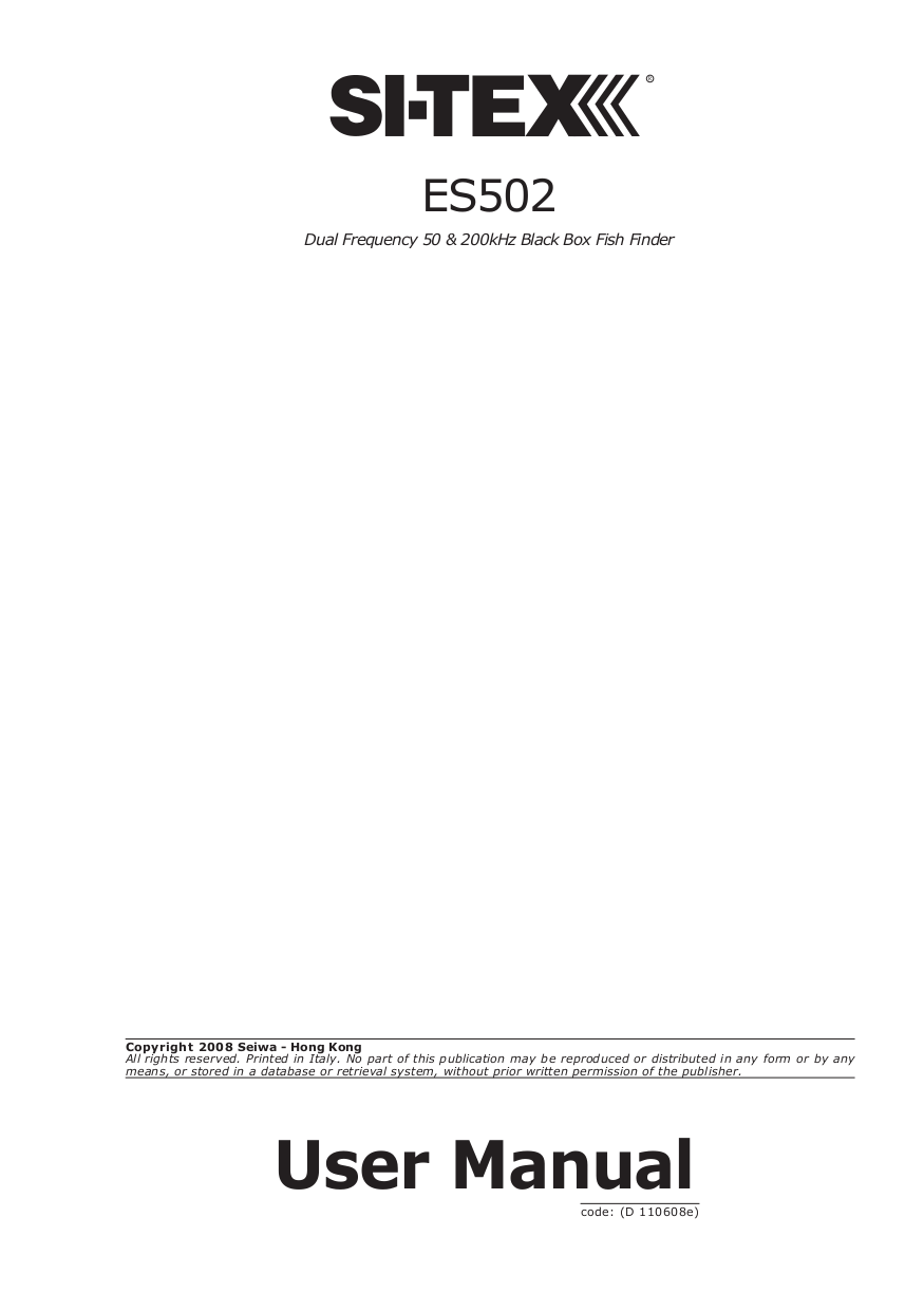 Echo Manual Pdf Free Download