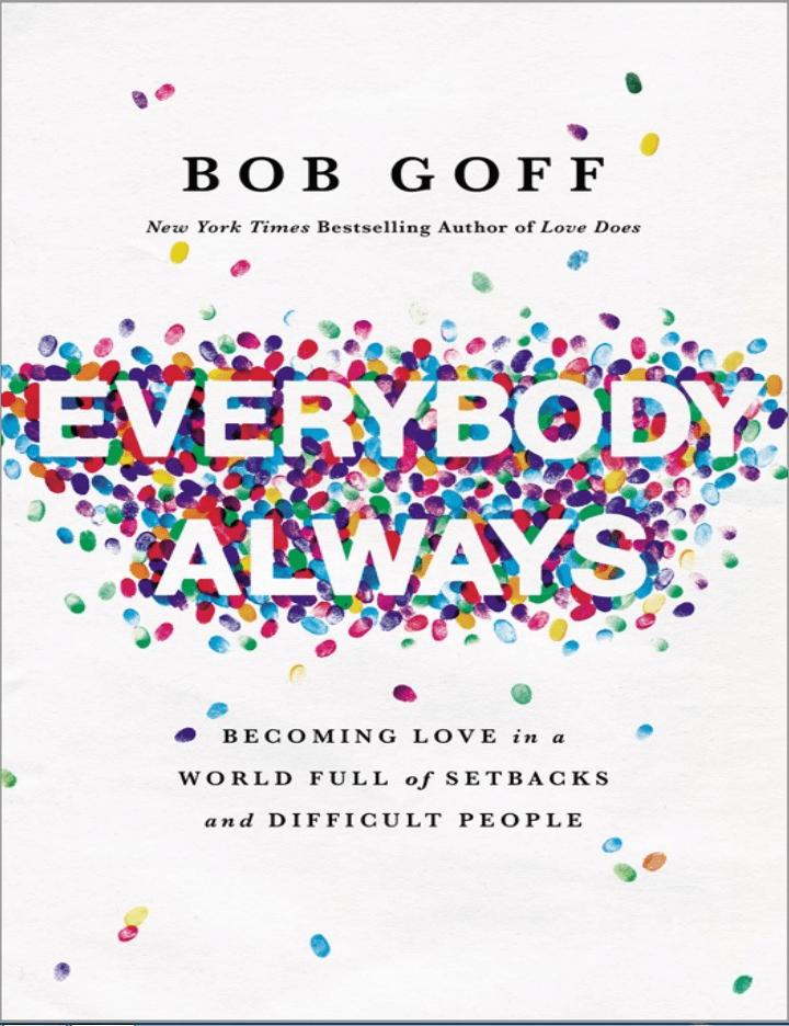 Everybody Always Bob Goff Pdf