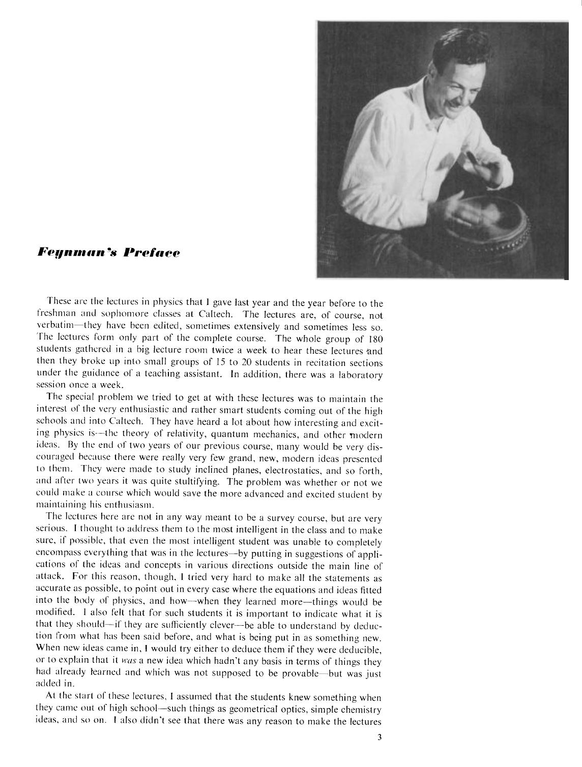 Feynman Lectures Pdf Volume 3