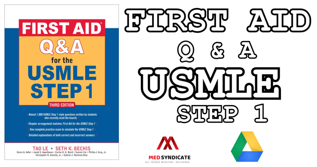 First Aid Usmle Step 1 Pdf