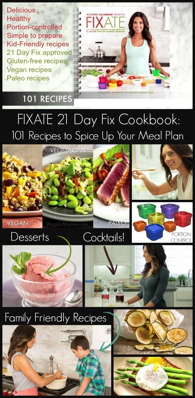 Fixate Cookbook Pdf Download