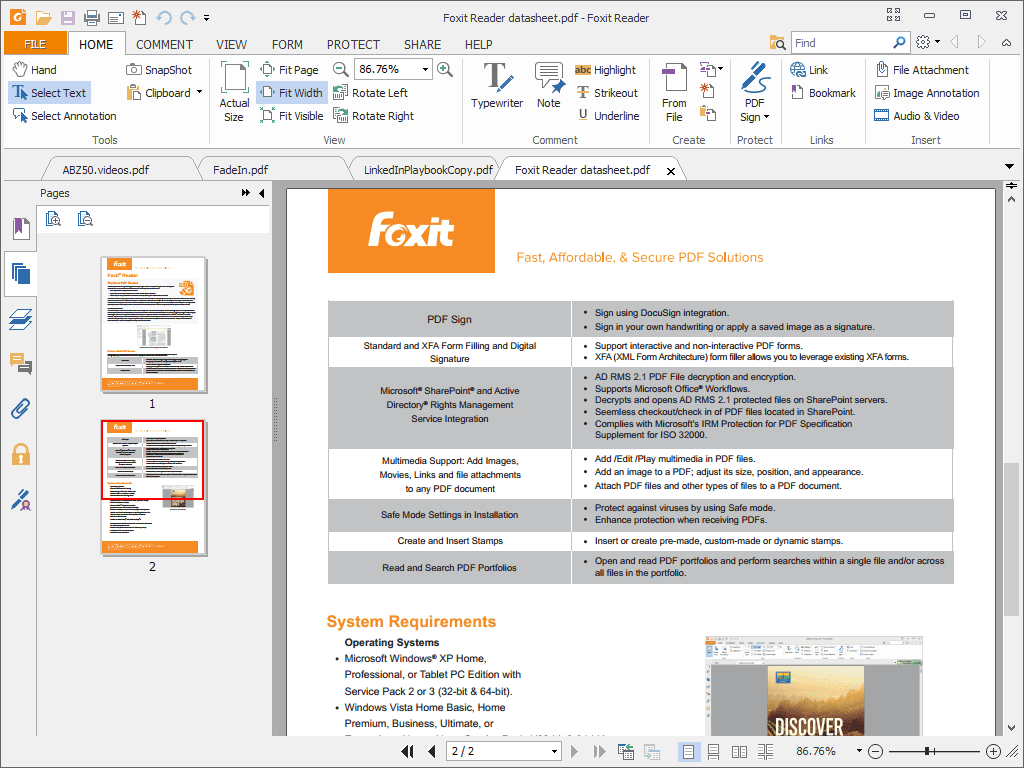 Foxit Reader Pdf Printer Driver