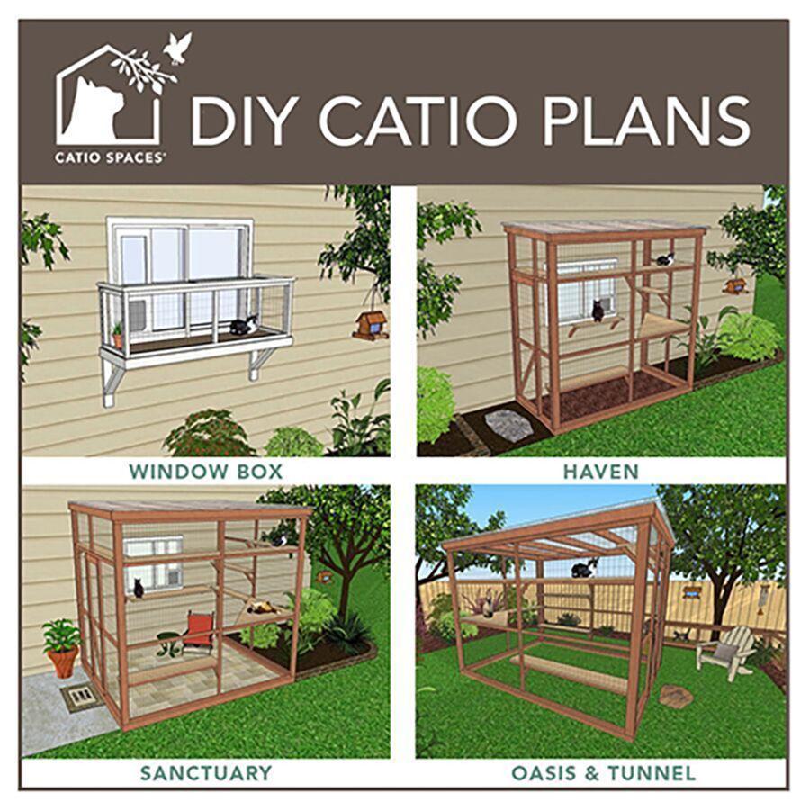 Free Catio Plans Pdf