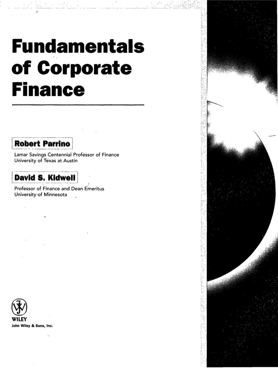 Fundamentals Of Corporate Finance Pdf Download