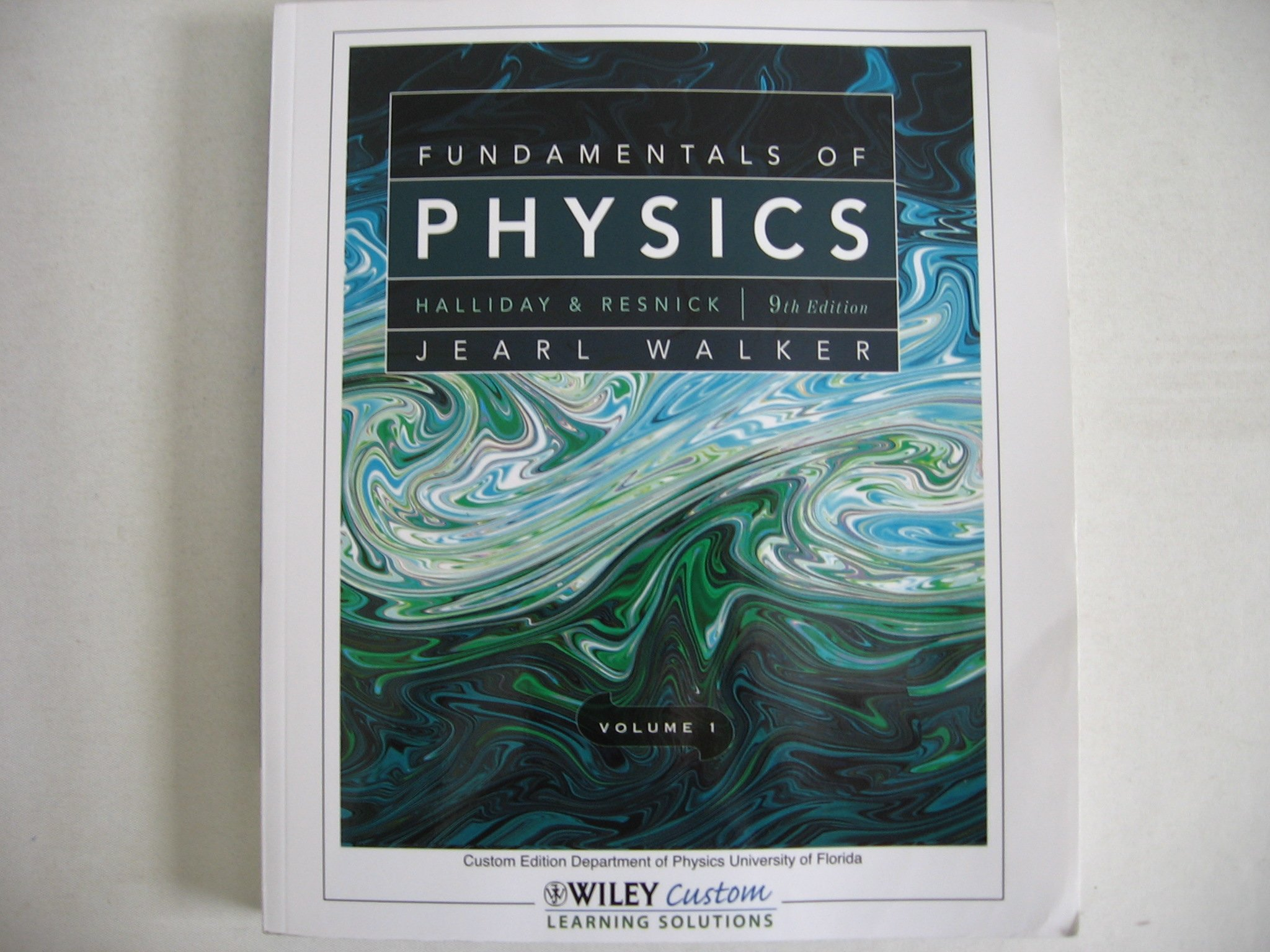 Fundamentals Of Physics 9th Edition Pdf Solutions