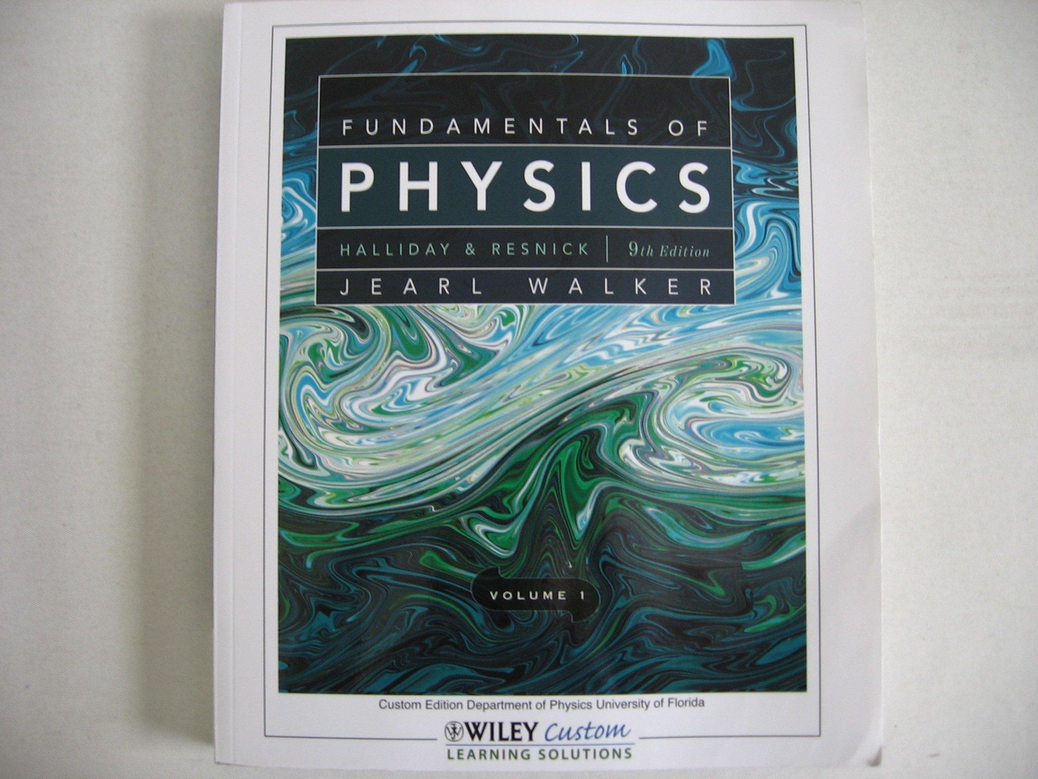 Fundamentals Of Physics 9th Edition Pdf Solutions