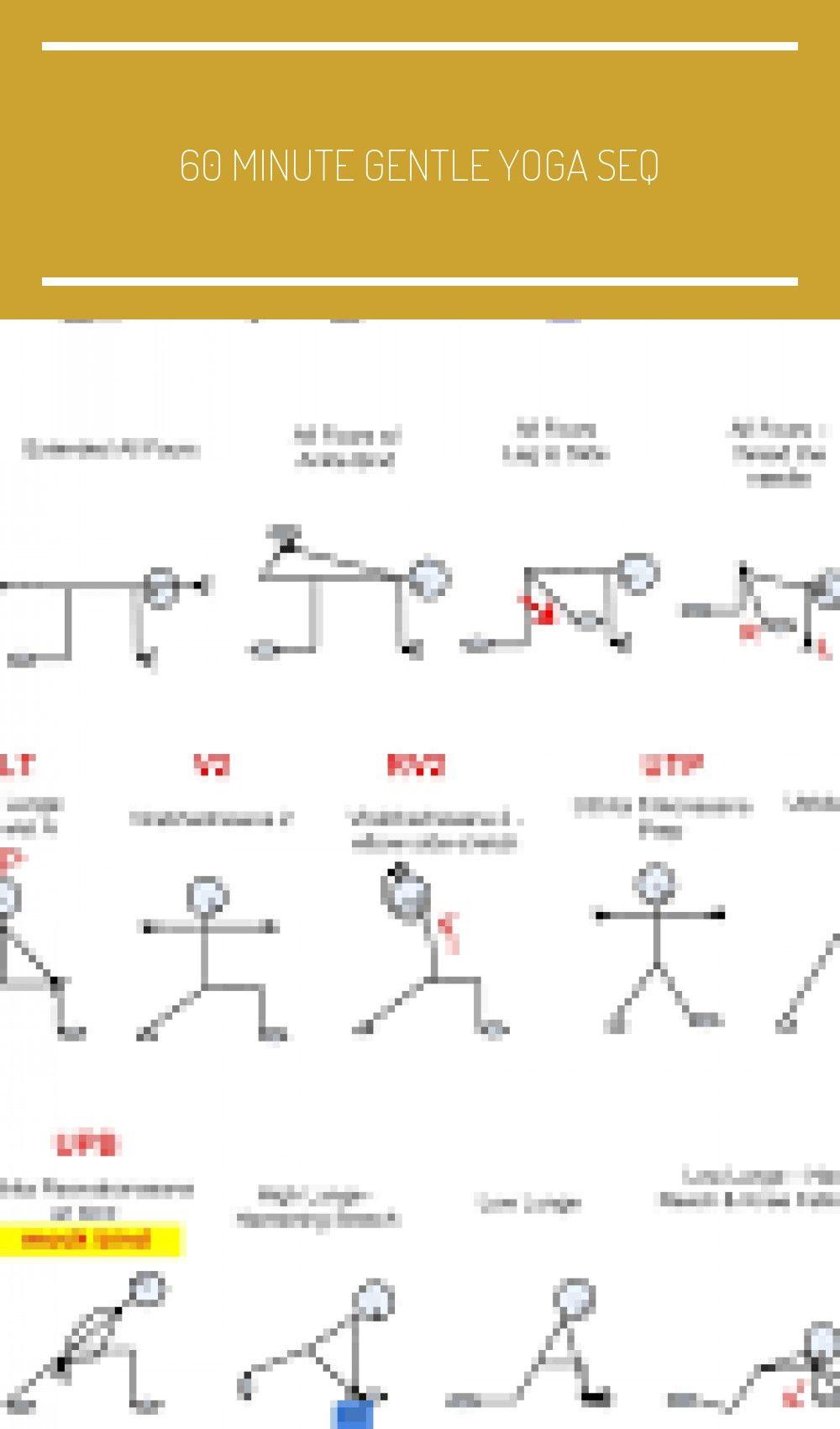 Gentle Yoga Sequence Pdf