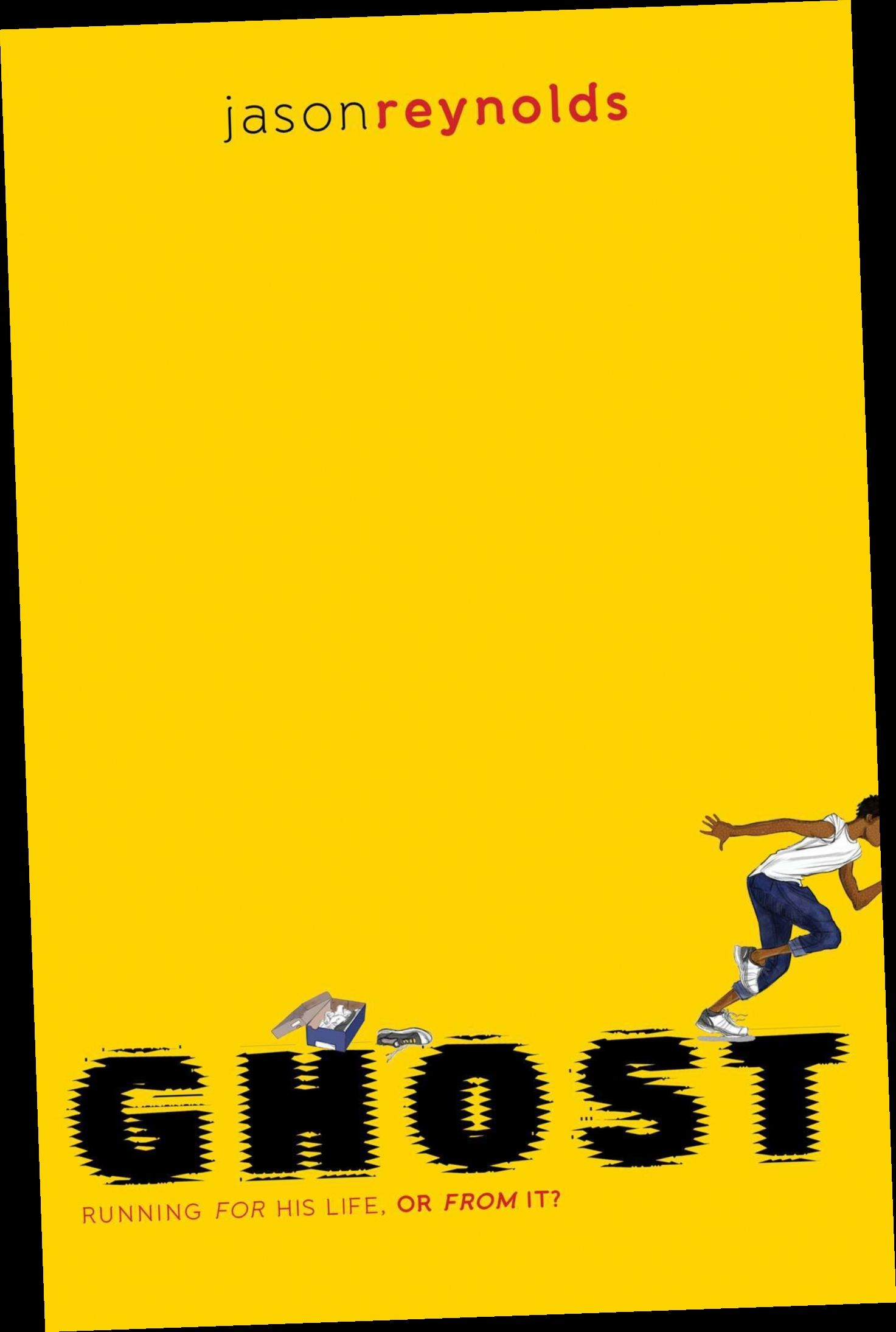Ghost By Jason Reynolds Pdf Download
