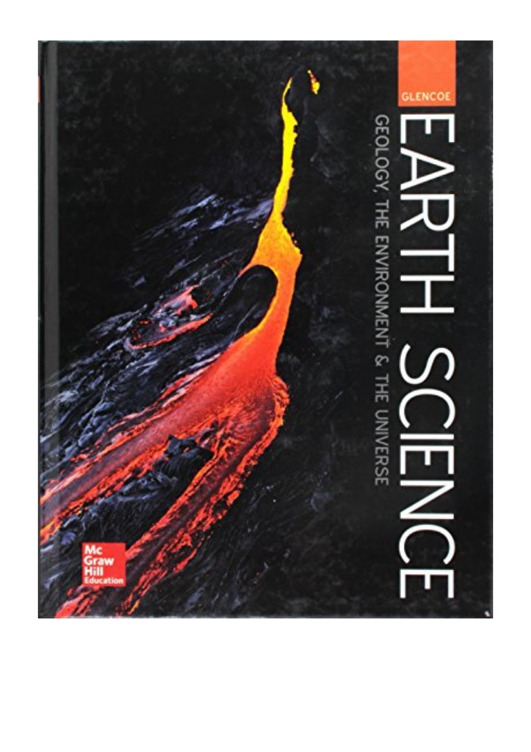 Glencoe Earth Science Textbook Pdf 8th Grade