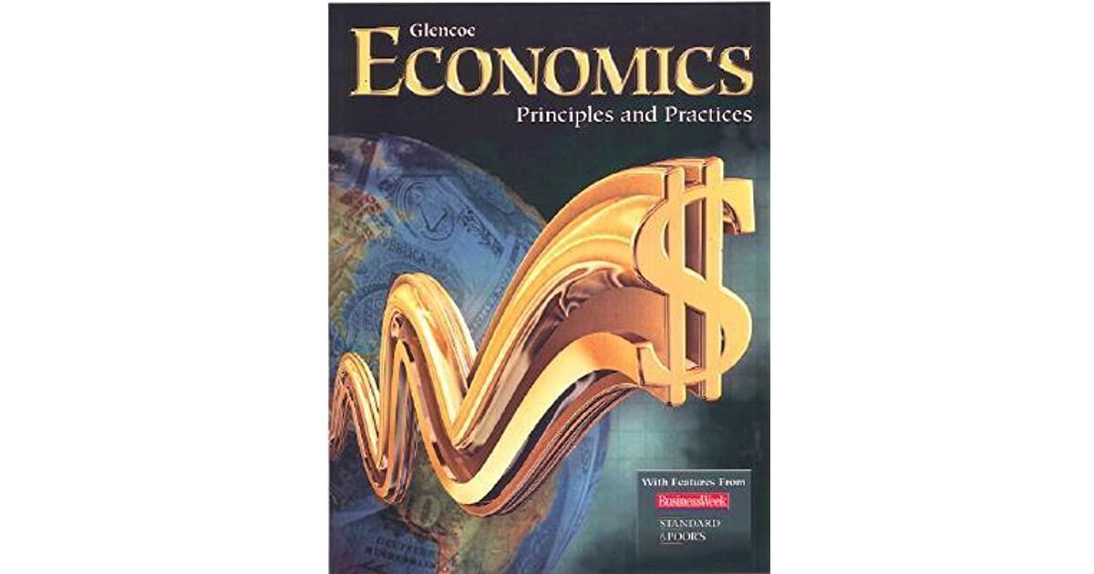 Glencoe Economics Principles And Practices Pdf
