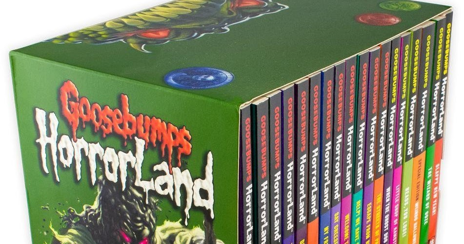 Goosebumps Books Pdf Download