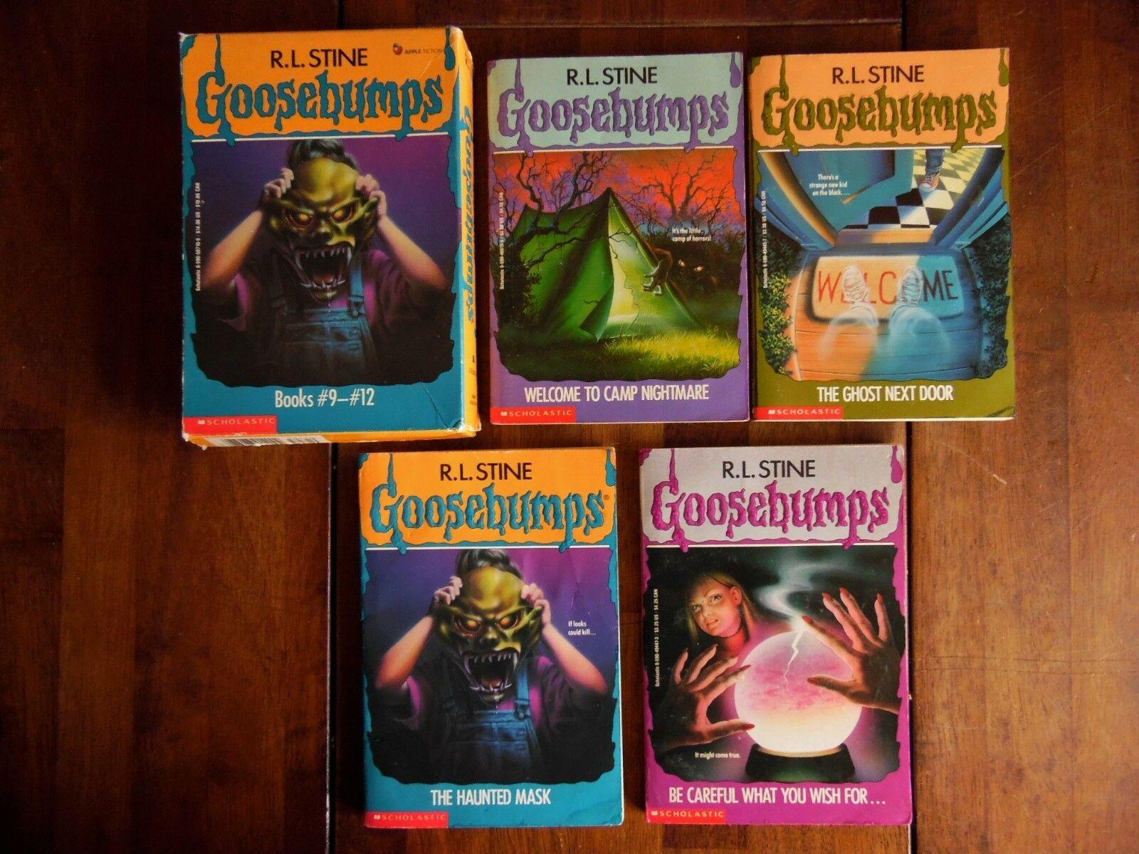 Goosebumps Books Pdf