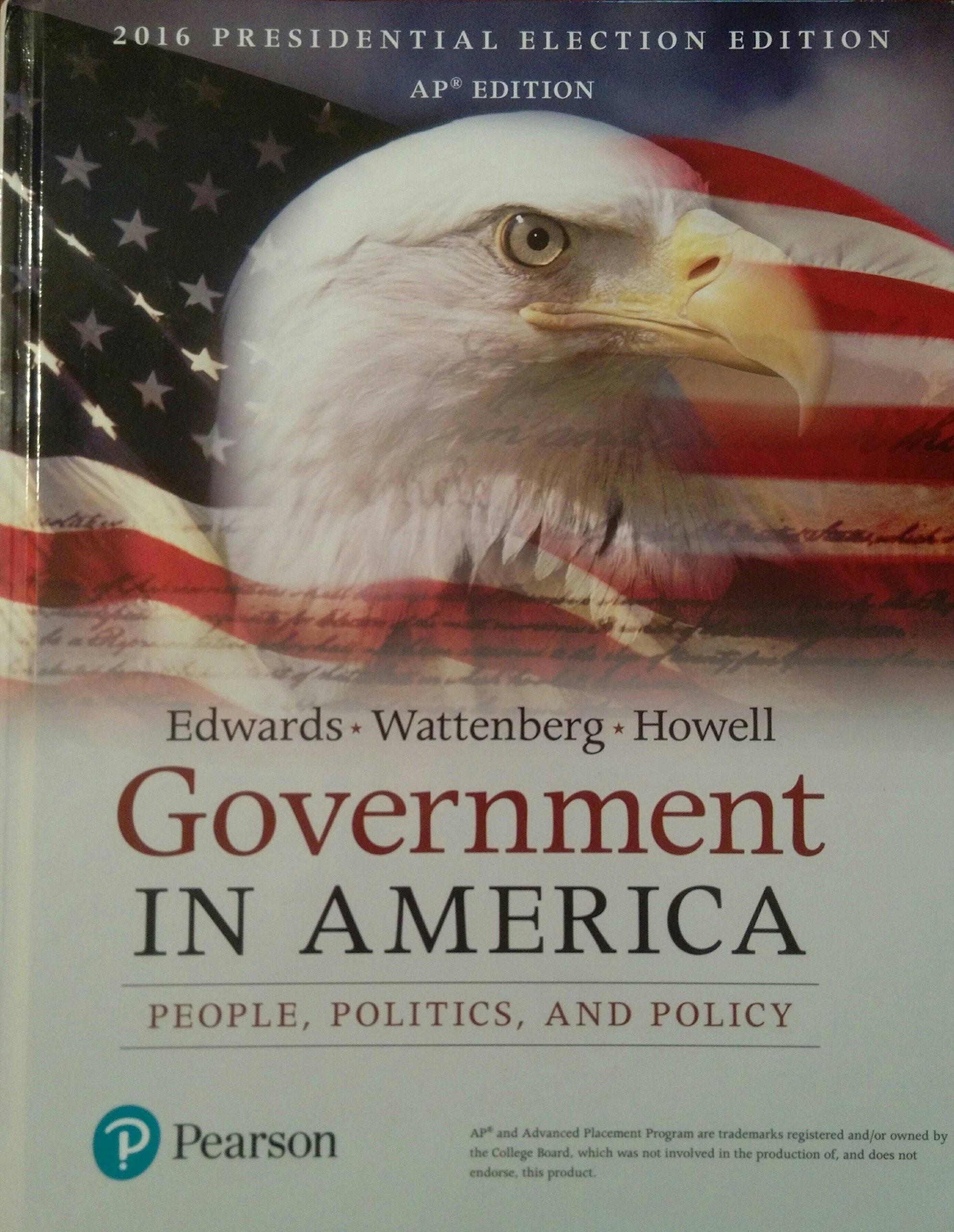 Government In America 17th Edition Pdf
