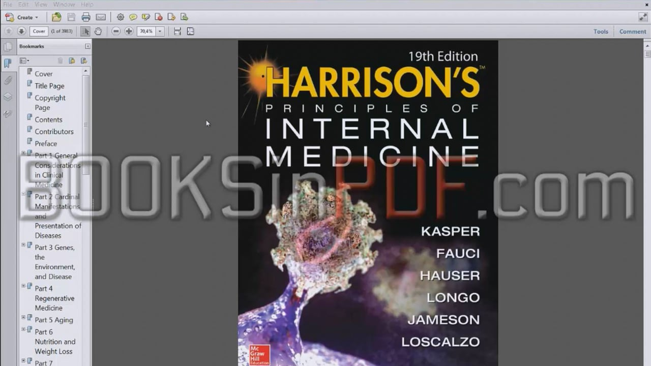 Harrison Internal Medicine Pdf Free