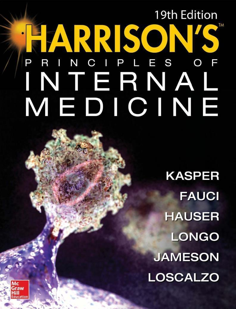 Harrison's Principles Of Internal Medicine Pdf