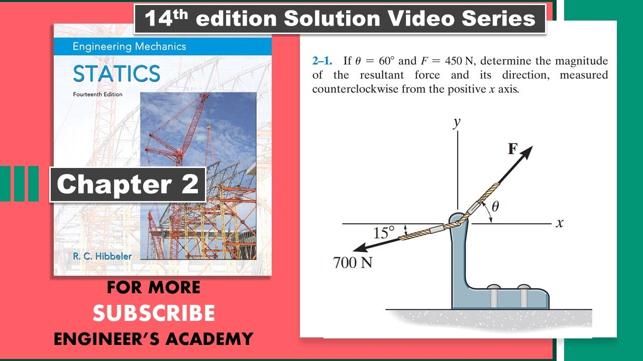Hibbeler Statics 14th Edition Pdf Reddit