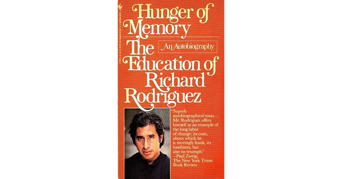 Hunger Of Memory Pdf Free