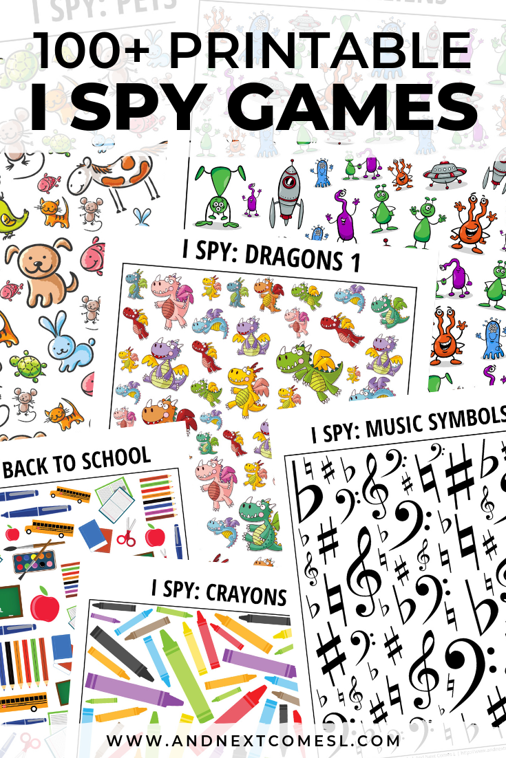 I Spy Books Pdf Free