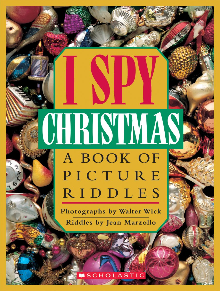 I Spy Books Pdf