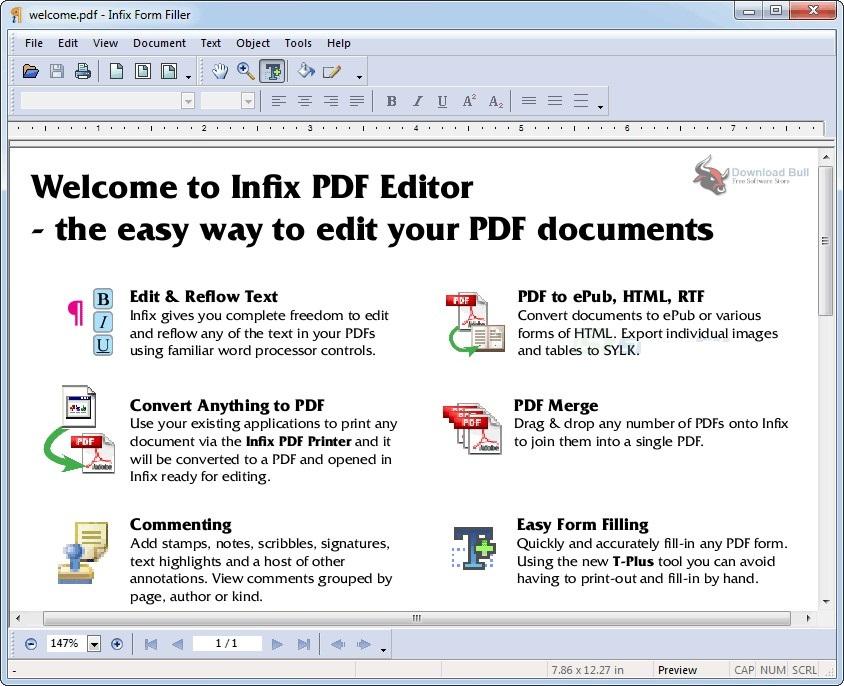 Infix Pdf Editor Portable