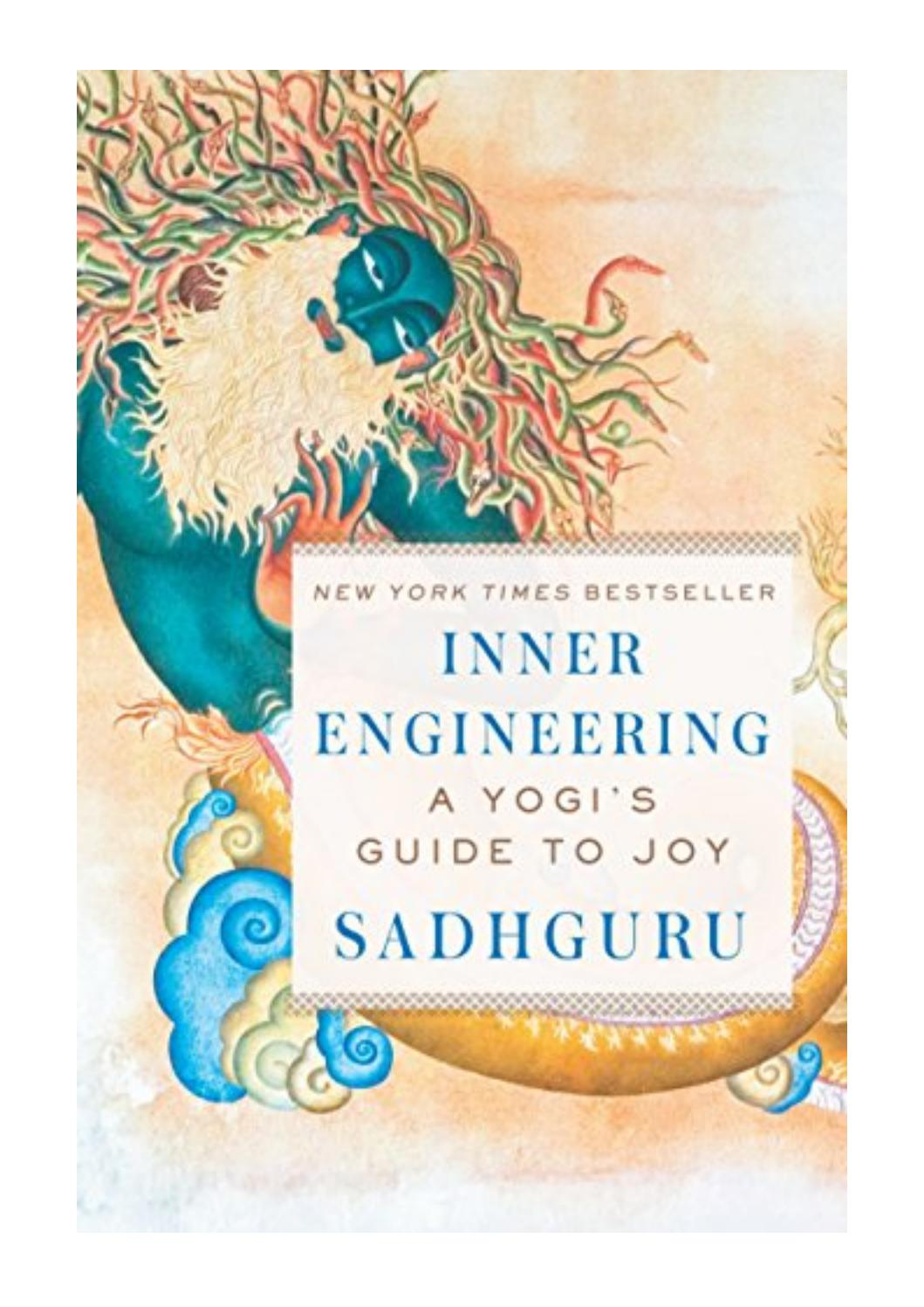 Inner Engineering Sadhguru Pdf