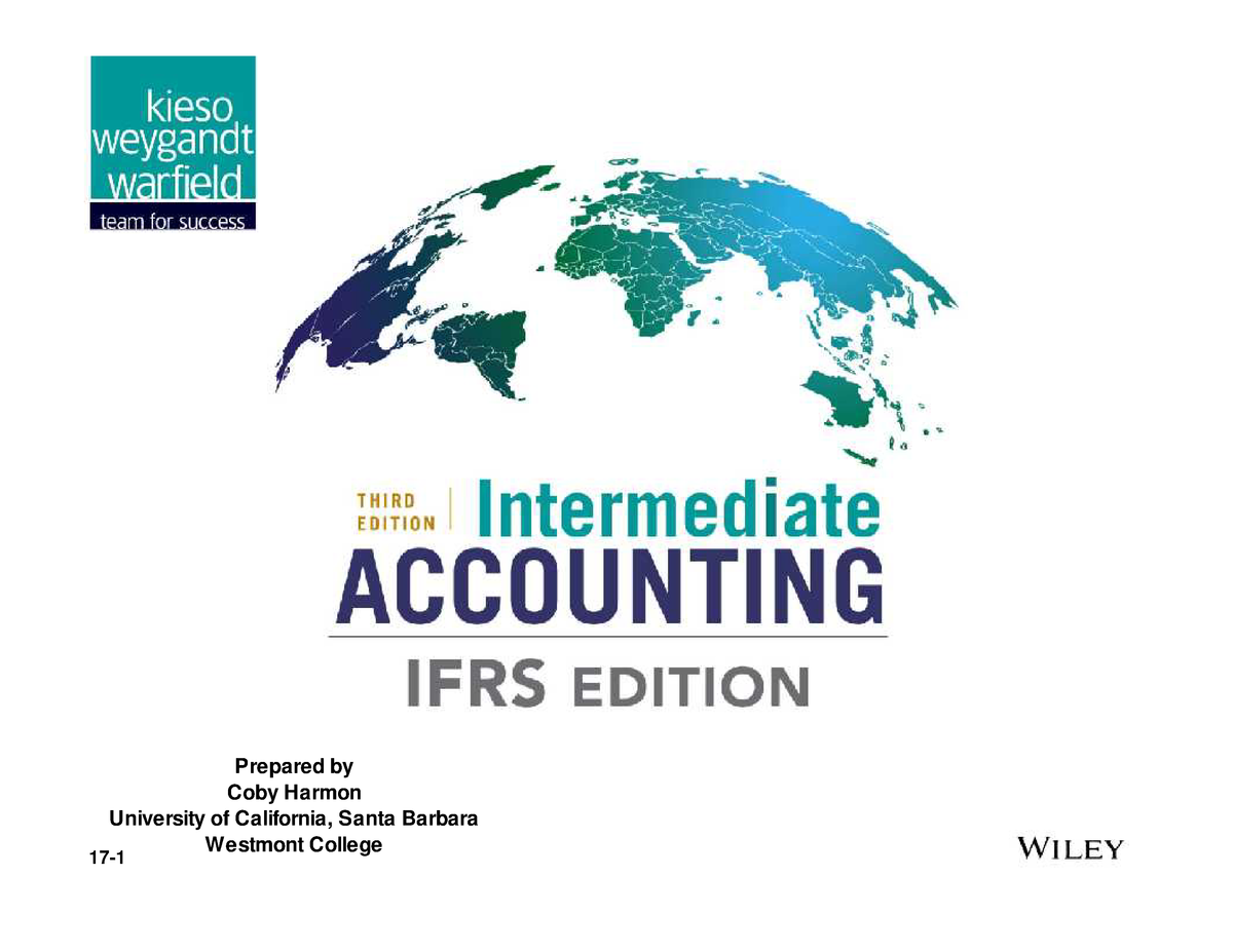 Intermediate Accounting Pdf