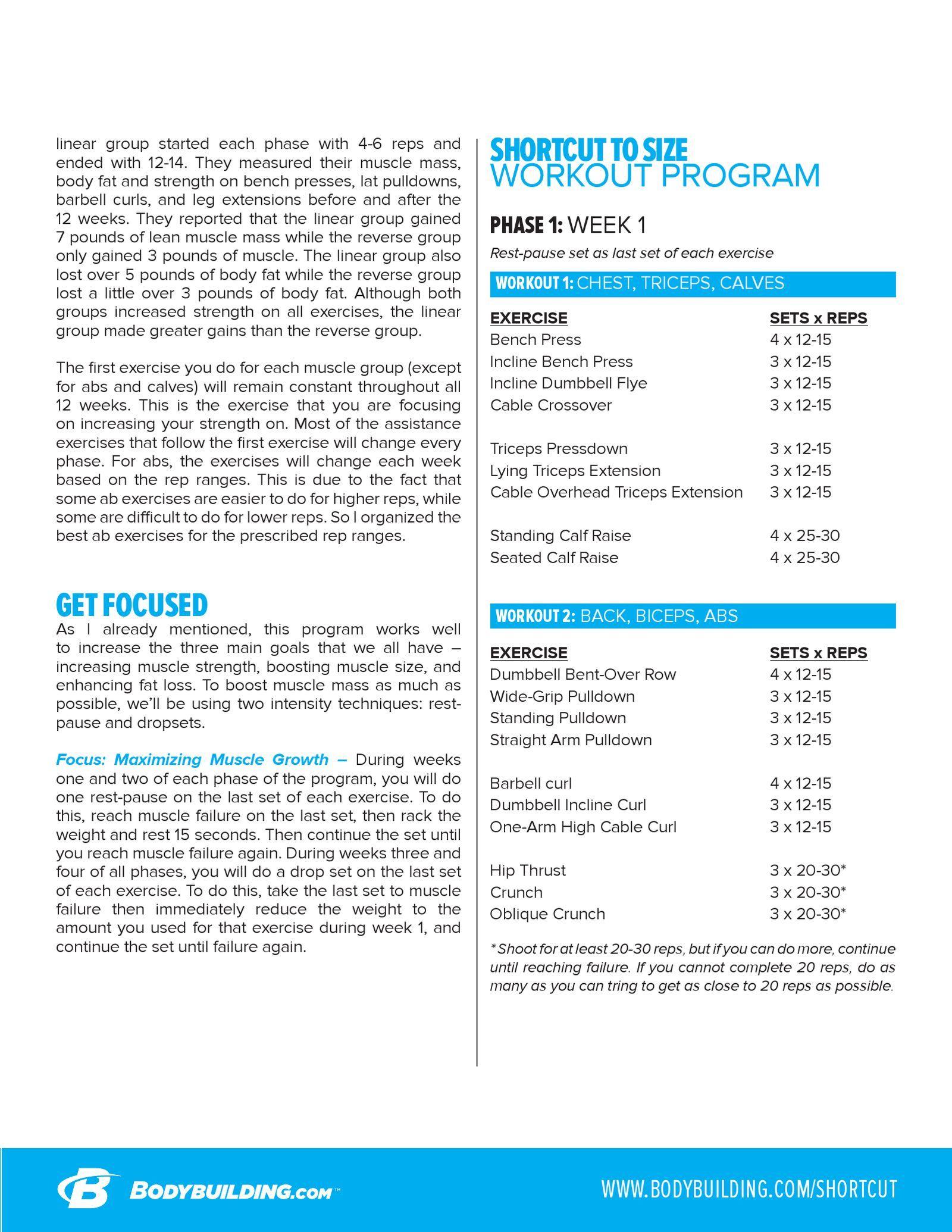 Jim Stoppani Shortcut To Strength Pdf Free Download