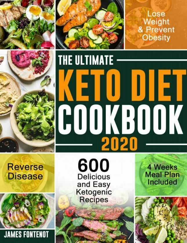 Keto Diet Cookbook Pdf