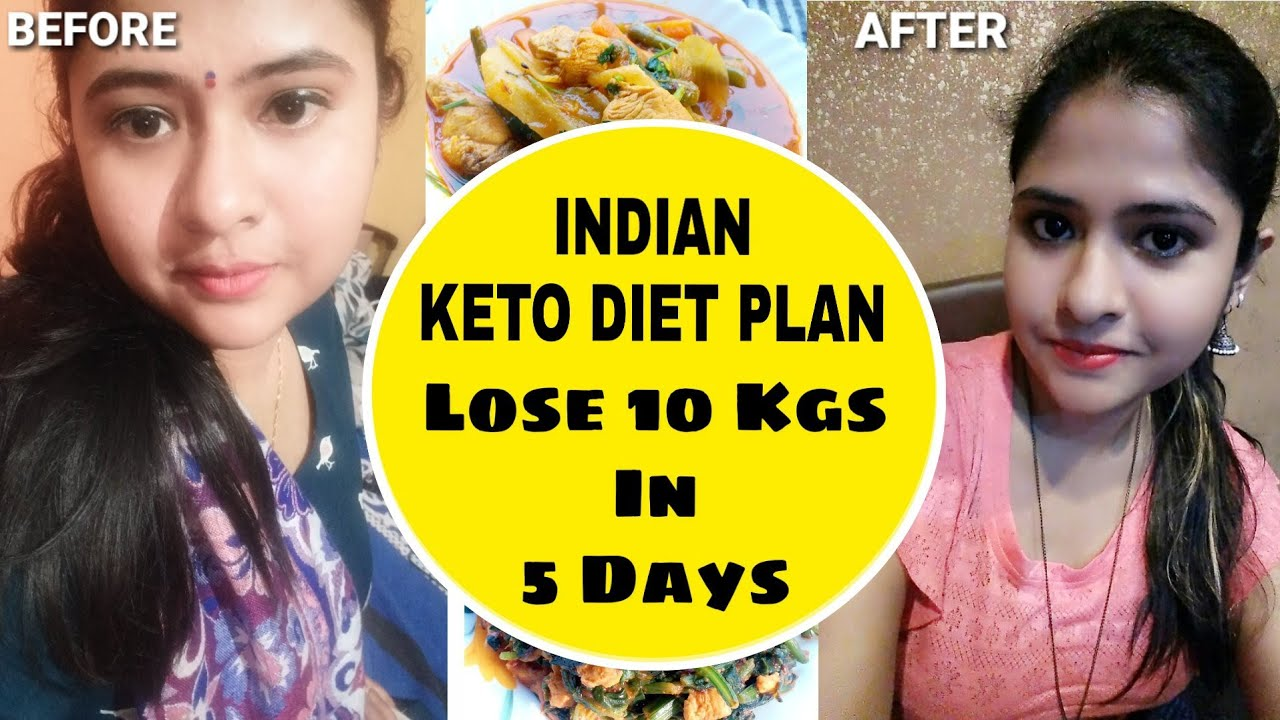 Keto Diet Plan India Pdf