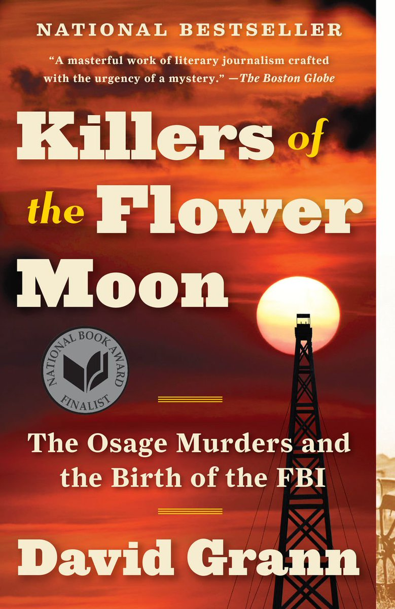 Killers Of The Flower Moon Pdf Free Download