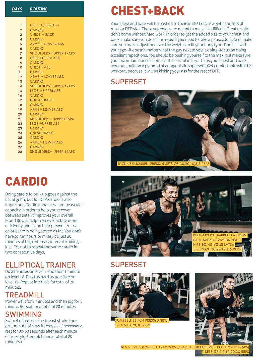 Kris Gethin Dtp Workout Plan Pdf