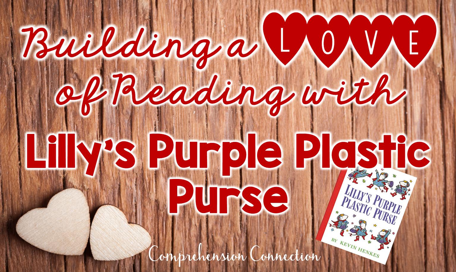 Lilly's Purple Plastic Purse Pdf