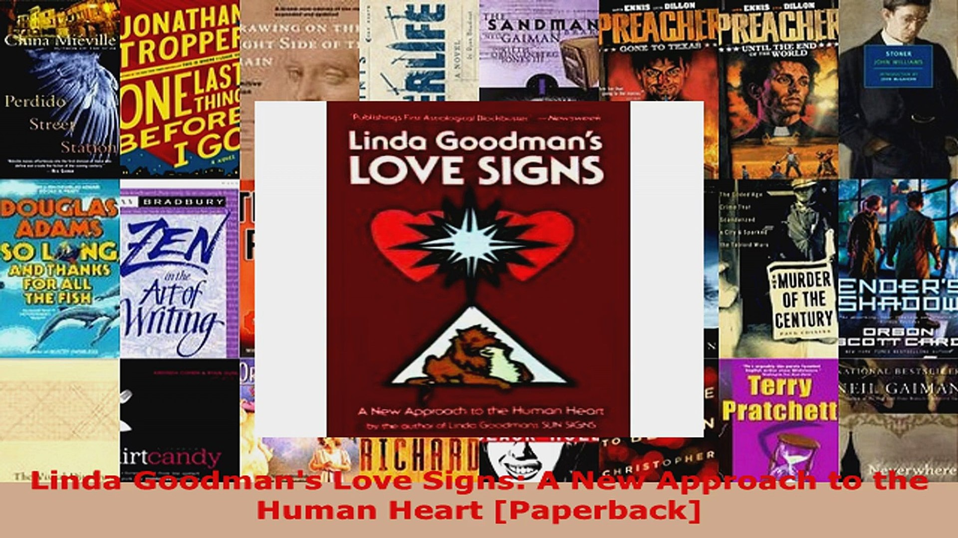 Linda Goodman Love Signs Pdf Free