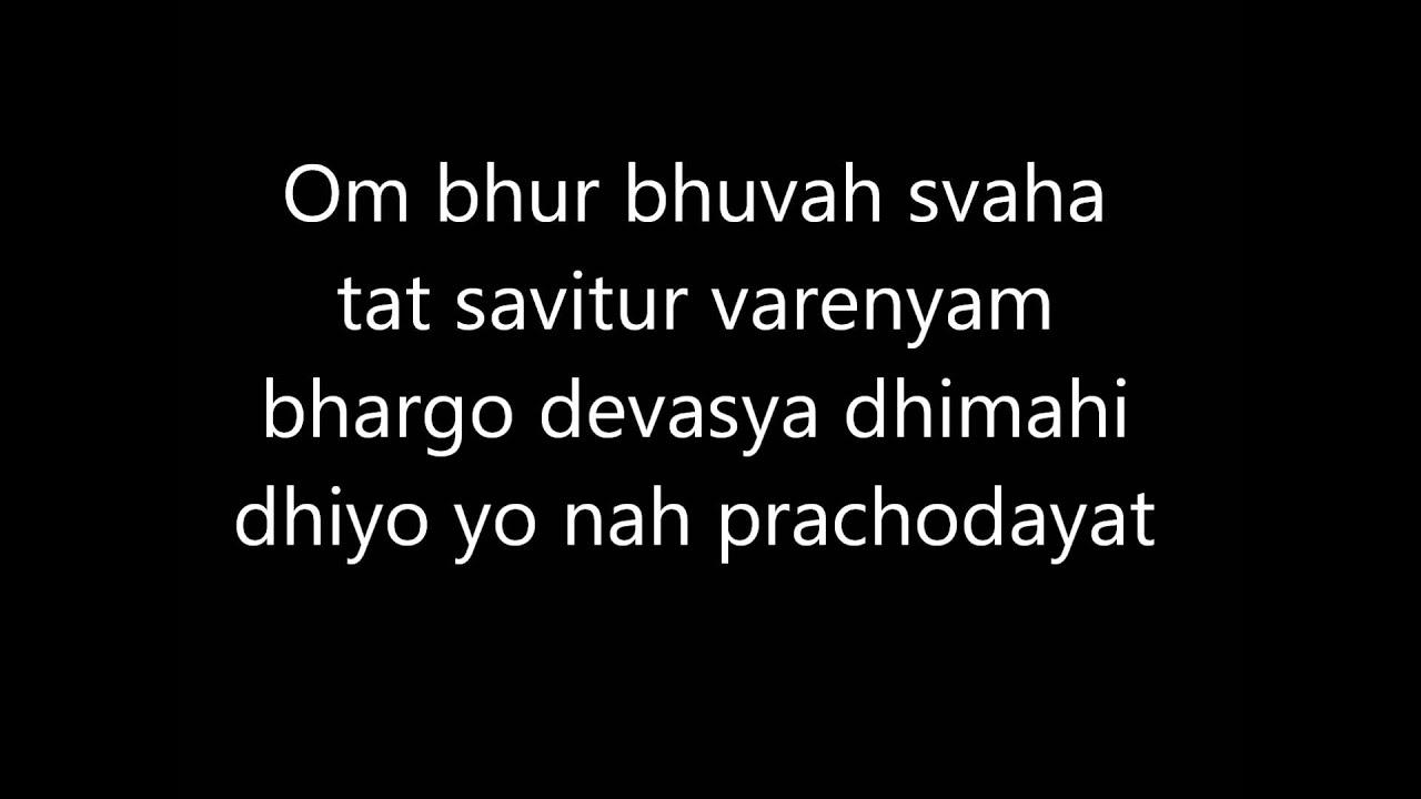 Maha Mrityunjaya Mantra In Punjabi Pdf