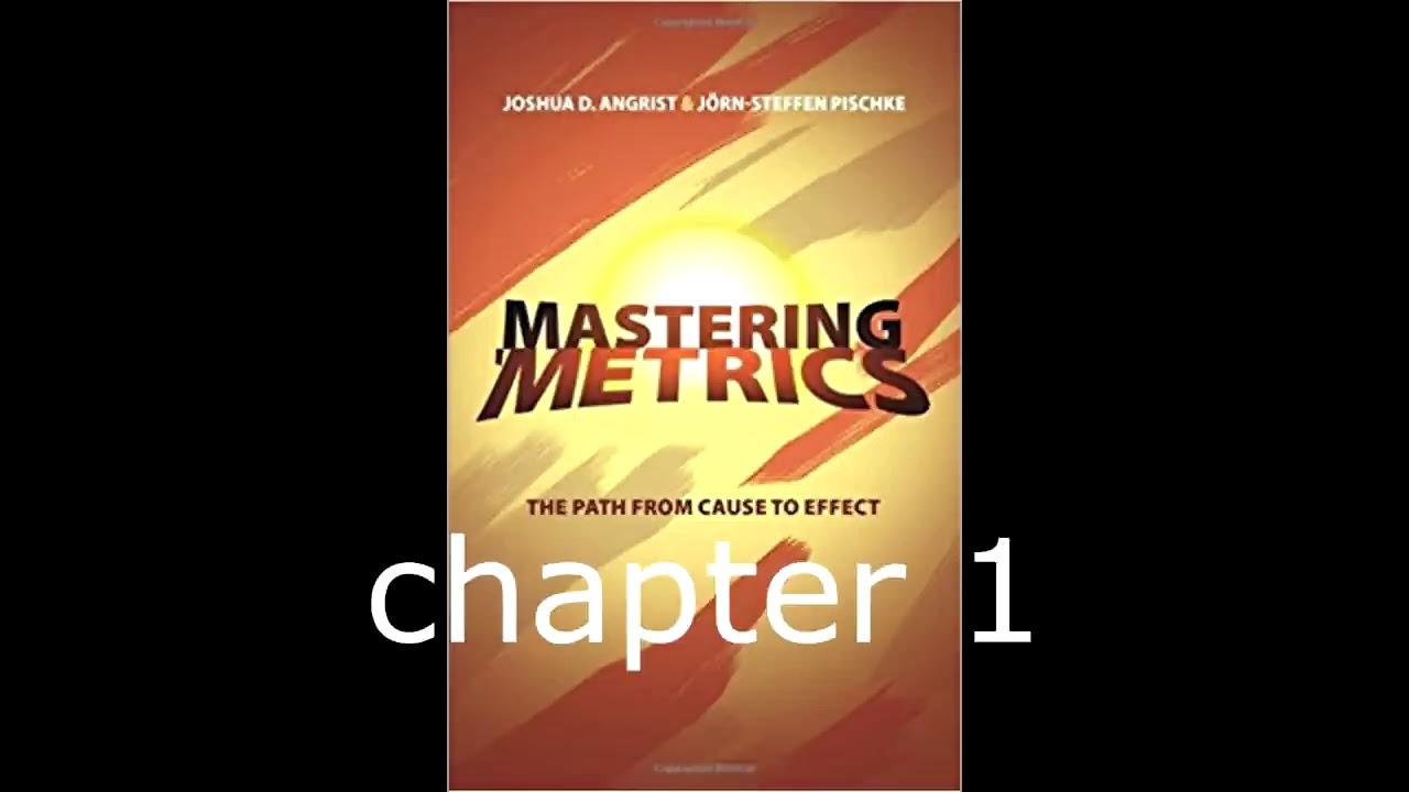 Mastering Metrics Pdf Chapter 1