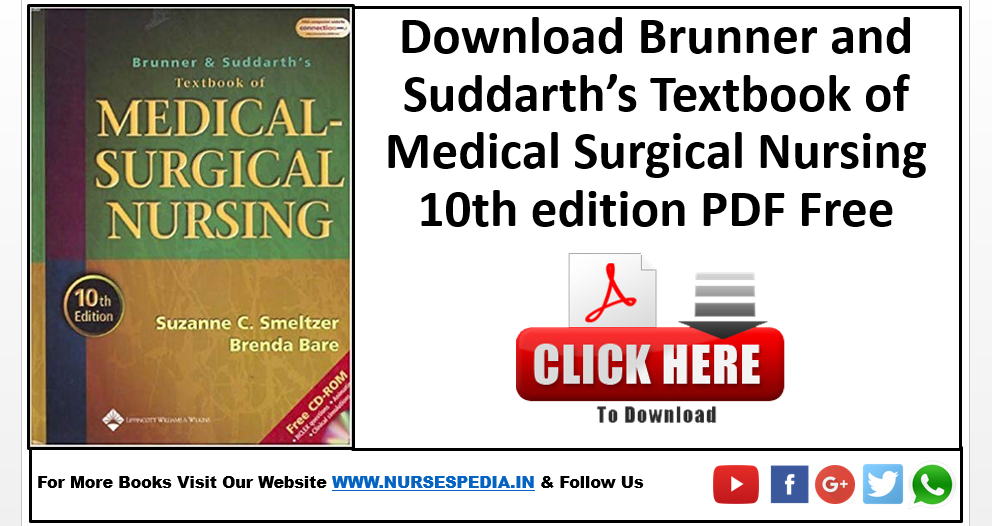 Medical Surgical Nursing 10th Edition Pdf