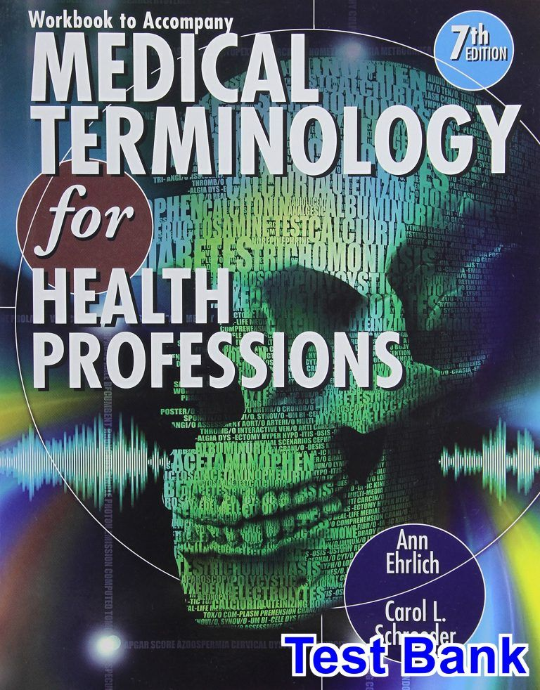 Medical Terminology Book 2020 Pdf