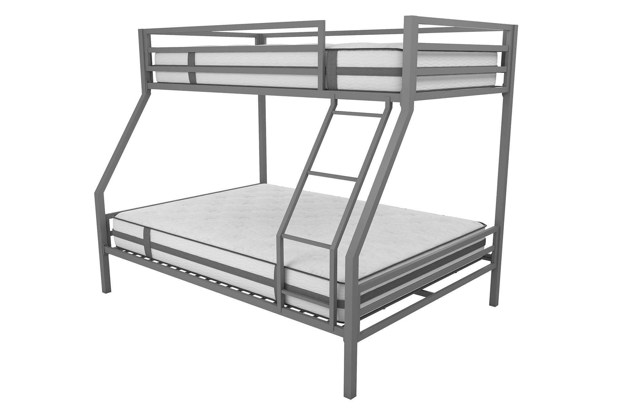 Metal Bunk Bed Assembly Instructions Pdf
