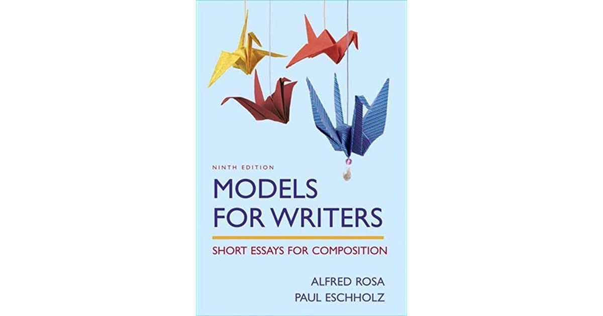 Models For Writers 13th Edition Pdf Free Download